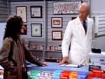 Elaine at a pharmacy gets her horde of Sponges in a classic 'Seinfeld' episode, which women recall in detail in focus groups.