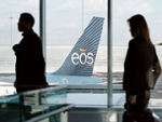 Mullen Parts With Eos Airlines