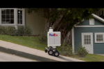 9 vaguely unsettling thoughts about the FedEx SameDay Bot