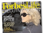 Forbes Makes Room for Lifestyle Editorial, Even Fashion