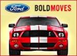 Ford's new 'Bold Moves' marketing push includes a major boost in ad spending.