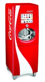 Coca-Cola's Futuristic Soda Fountain to Get 2012 Ad Push