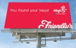 Friendly's Launches a High-Energy, High-Five Effort
