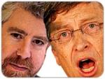 AUDIO: Bob Garfield vs. Bill Gates