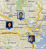 Google Takes Social Networking on the Road