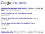 Google Helps Washington Post, The Times Organize Content