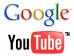 News of possible Google acquisition talks with YouTube caused Google's stock to rise.