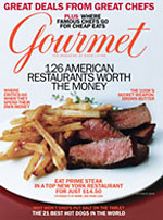 Gourmet is among the titles that have been hit particularly hard by the recession.