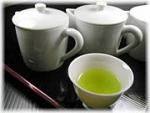 Green tea products that fight bad breath are hot in Japan.