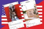 Brands urge consumers to vote, vote, vote