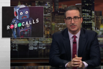 John Oliver is robocalling the FCC to protest robocalls