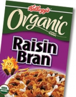 Kellogg has taken serious note of the $15 billion organic products market that is growing nearly 20% a year.