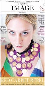 Louis Vuitton, Ralph Lauren and Target will all advertise in the L.A. Times' new style section.