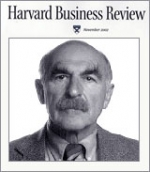 Harvard Business School professor Theodore Levitt authored the seminal 1960 article 'Marketing Myopia' in the 'Harvard Business Review.' | ALSO: Comment on this column in the 'Your Opinion' box below.