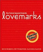 Kevin Roberts' 2004 book 'Lovemarks' played a pivotal role in Saatchi & Saatchi's win of JC Penney's $430 million creative advertising account.