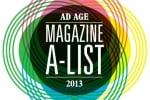 Ad Age's 2013 Magazine A-List: See All the Winners