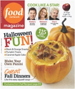 Food Network Magazine Is No. 5 on Ad Age's Magazine A-List