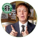 McCartney Sales Get Big Boost From Starbucks