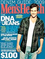 The November issue of Men's Health