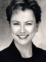 Redbook's publisher, Mary Morgan