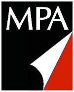 The MPA's longtime logo