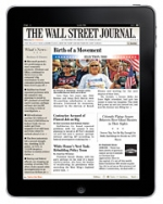 Best Paid Newspaper IPad Edition