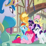 'My Little Pony: The Friendship Is Magic' Gains Unexpected Audience -- Adults