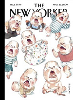 The New Yorker received another 10 nominations for National Magazine Awards this year.