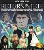 Belichick as Vader, Ryan as Luke Skywalker Han Solo in Tabloid War