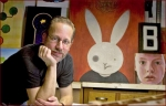 Creative Director Relaxes by Creating Children's Books