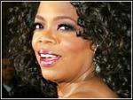 Oprah Winfrey: Hugging?