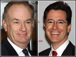 Colbert Vs. O'Reilly