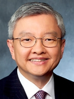 Ted Teng, president and CEO of Leading Hotels