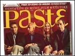 Media Guy's Pop Pick: 'Paste' Magazine
