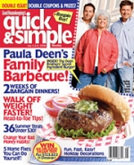The July 29 issue of Quick & Simple will be its last.