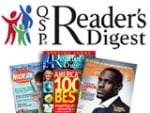 Reader's Digest owns a magazine-subscription-sales business, QSP, which is used by schools as a fundraising tool.