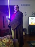 Reddit No. 9 2016 - Me as the official ObiWan Kenboni.