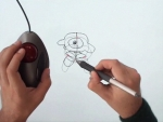 3D Drawing with Rhonda