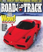 New Editor and New Hometown for Hearst's Road & Track