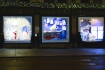 Retail Windows Go High Tech for the Holidays