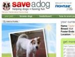 DogTime Media, Frontline Plus Push Dog Rescue