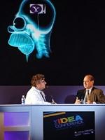 Matt Scheckner and Dr. Mark Eisenberg