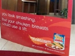 Kraft's Saggy Breast Innuendo Not Funny to Everyone