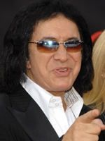Kiss bass player and tongue wiggler Gene Simmons will also be on the judging panel.