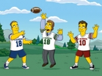 Sunday Television Traditions NFL and 'Simpsons' Dominate
