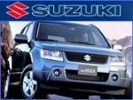 Suzuki Ups Ad Budget; Aims for Sales Milestone