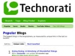 Lists like Technorati's can help sort out who's who in the blogosphere.