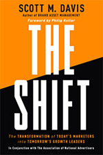 'The Shift: The Transformation of Today's Marketers into Tomorrow's Growth Leaders'