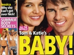 TomKat coverage will likely heat up as baby and MI: III are due soon.