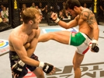 UFC Grapples for Respect